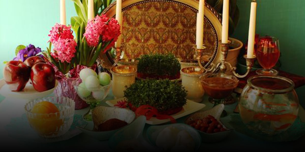 1.Nowruz eggs, inseparable part of Haftseen table 2-min