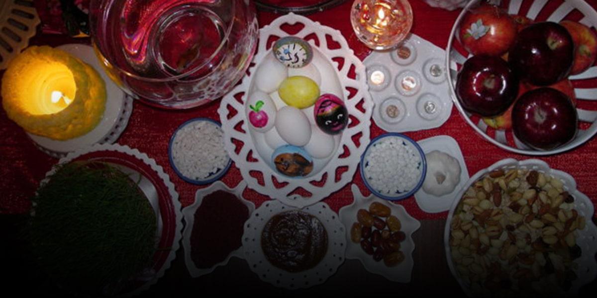1.Nowruz eggs, inseparable part of Haftseen table 3-min