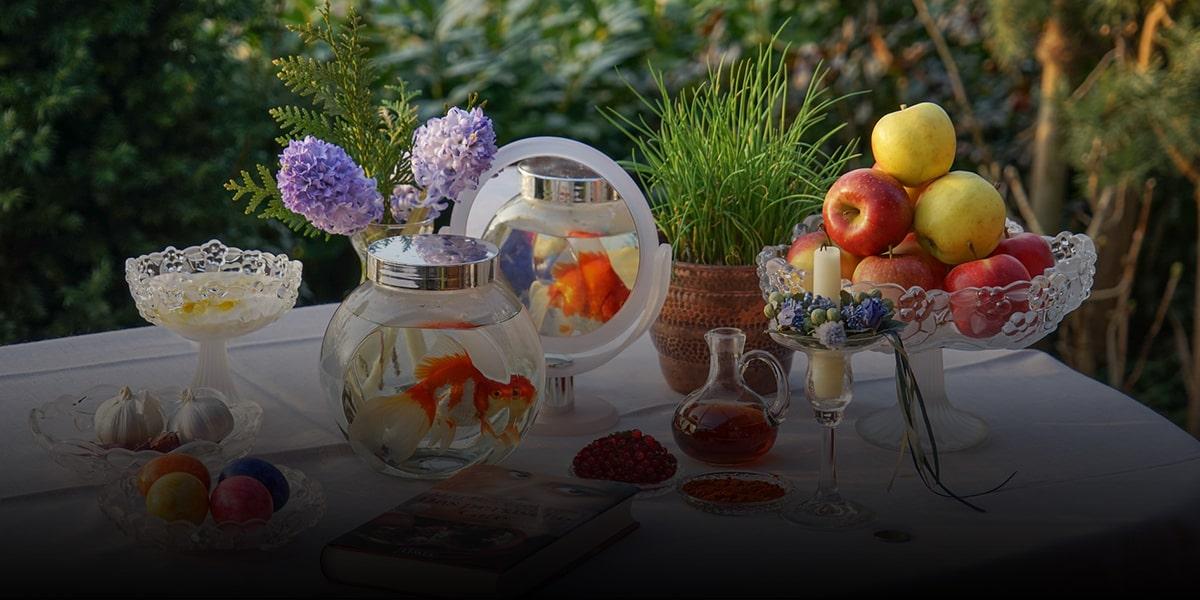 1.Nowruz eggs, inseparable part of Haftseen table 4-min