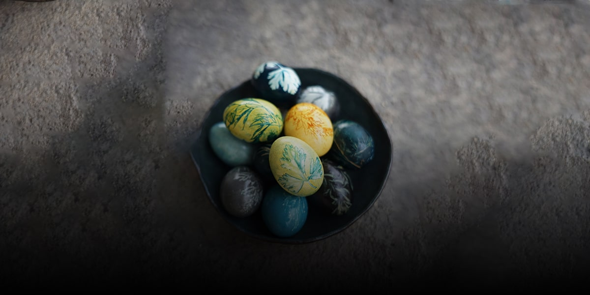 2. The belief of Iranians about Nowruz eggs 4-min