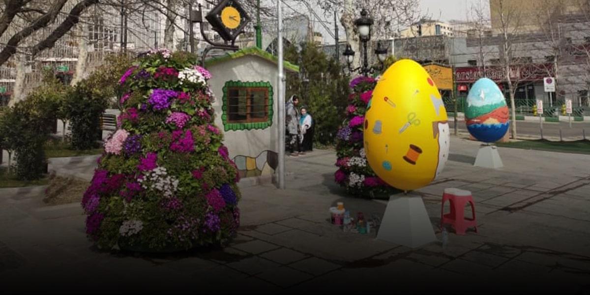3. Different sizes of Nowruz eggs 3-min