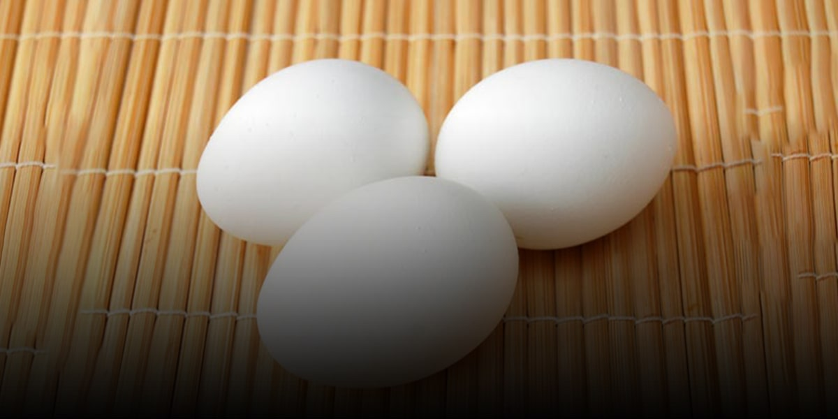 4. Be careful to not break the eggs 1-min