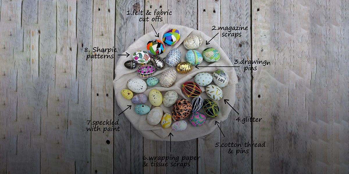 5. Different ways of designing and coloring Nowruz eggs 0-min