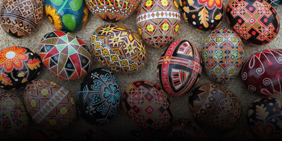 6. Painted eggs or Easter eggs in other countries and cultures 3-min