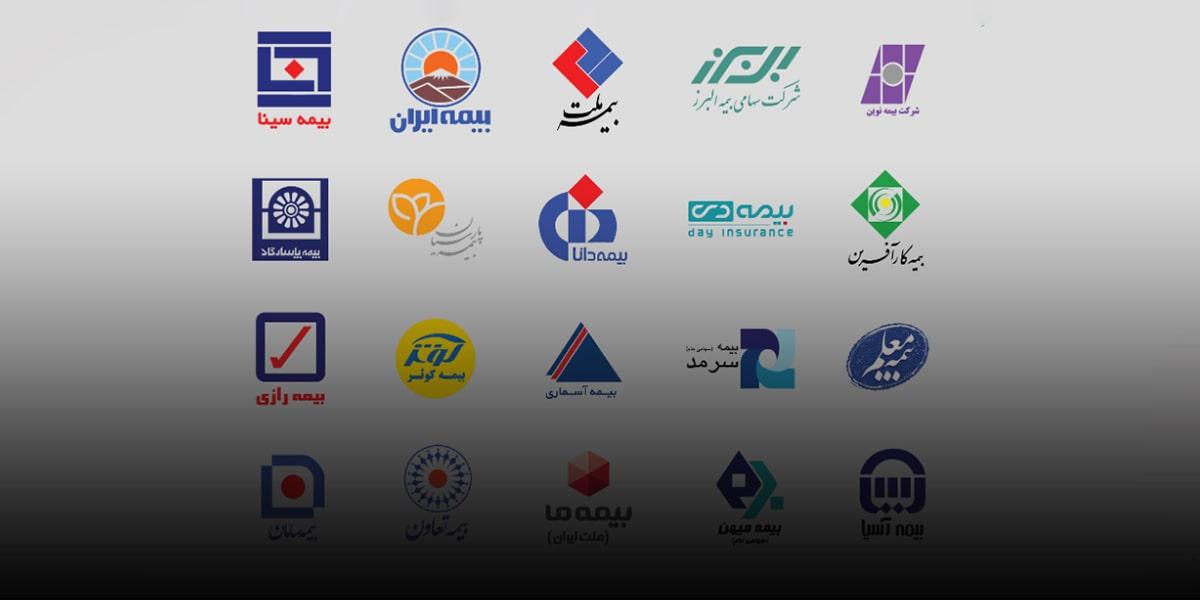 6. Active Insurance Companies in Iran-min