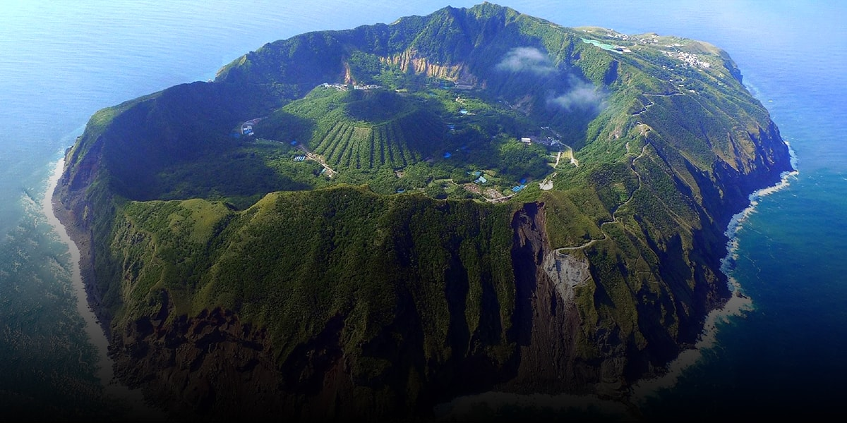 Different kinds of volcanoes - -min