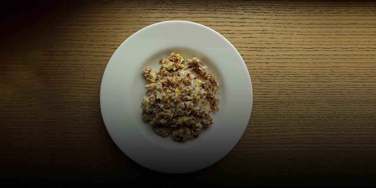 Omelet 4 Tuna Omelet