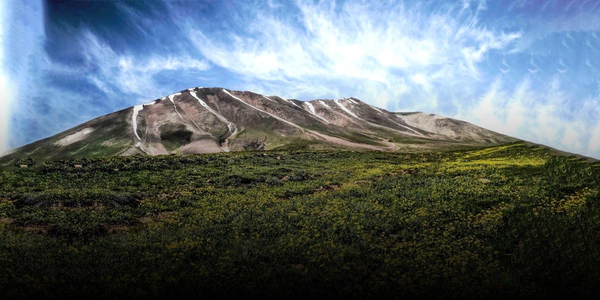 Overview of Volcanoes of Iran - Sahand-min